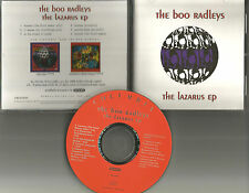 THE BOO RADLEYS Lazarus EP 6TRX w/ UNRELEASED & REMIXES & ACOUSTIC PROMO DJ CD