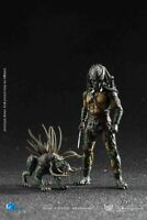 Hiya Toys 1/18 Tracker Predator 4'' Figure Predators LP0053 Collectible Model