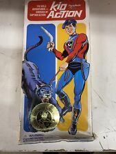 Captain Action Kid Action Playing Mantis MIB Diamond Select The Bold Adventurer.