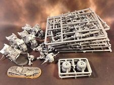 Warhammer 40k Chaos Space Marines Bike Lot