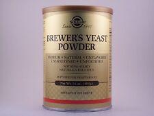 Solgar Brewer's Yeast 14 oz Powder