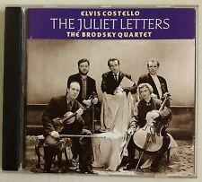 Elvis Costello & The Brodsky quartet The Juliet Letters CD Alemania 1993