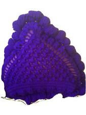 """Handmad crochet pillow heart shape.15""""x15"""" Good for gift and decorations."""