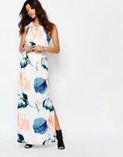 Y.A.S Blooming Maxi Dress Slim Fit In Multi | UK M | EU M | NEW WITH TAGS