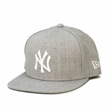 New Era Casquette New York Yankee Basic 59Fifty Gris Accessoires