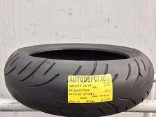 180/55ZR17 BRIDGESTONE BT023R S T 73W Partworn Motorcycle Rear tyre (MB743)