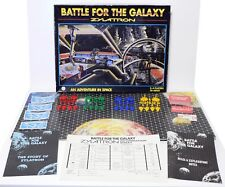 Vintage 1986 Battle For The Galaxy Zylatron - Adventure In Space - Crown Andrews