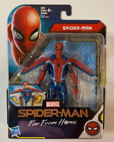 Spider Man Marvel Far From Home Spider-Man with Red Wings New MOC Hasbro B3