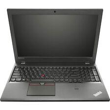Lenovo ThinkPad t550 Core i5-5300u 2x2, 3ghz 256gb 8gb SSD inthd cam win10 b29
