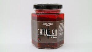 Sun Wah Chilli Oil with Szechuan Peppercorns & Shrimps
