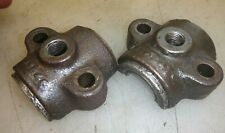 Main Bearing Caps for a Stover Ke Hit and Miss Old Gas Engine