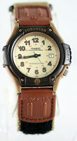 Casio FT-500WVB-5BV Brown FORESTER Watch Analog Cloth Band Brown 100M WR New