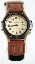 Casio Mens Watch Ft-500wc-5b Forester Analog Afterglow 3yr Battery WR 10 ATM