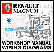s l225 commercial lorry & truck manuals & literature ebay Basic Electrical Wiring Diagrams at virtualis.co