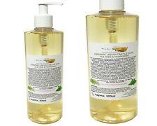 Organic Castile Soap Tea Tree/Peppermint, 100% Natural & SLS Free, 500ml