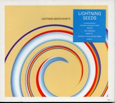 LIGHTNING SEEDS - WHAT IF... - 1996 4 TRACK DIGIPAK CD SINGLE
