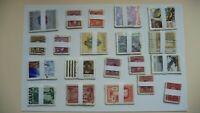 1926   - lot 100 timbres seconds 20 de 5