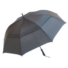 LARGE UMBRELLA by REPEL BLACK GOLF OUTDOOR SPORTS