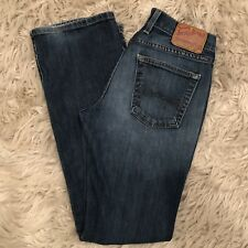 """Lucky Brand """"CLASSIC RIDER"""" Women's jeans size 2 26 Inseam 31 1/2 Blue"""