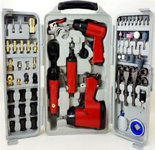 Progen 71PCS Air Tool Kit Impact Wrench Die Hammer Ratchet Grinder Chisel