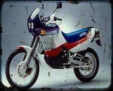Aprilia Tuareg 600 Wind 88 A4 Metal Sign Motorbike Vintage Aged