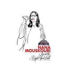 NANA MOUSKOURI - LIVE AT THE ROYAL ALBERT HALL  BLU-RAY  INTERNATIONAL POP  NEU