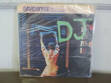 "David Bowie 7"" vinyl record w/PS - DJ / Repetition - UK import still sealed"
