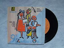 """ORCH.ZECCHINO D'ORO""""9° ZECCHINO D'ORO,6 CANZONI, EP 45 giri, ANTONIANO RIFI '67"""""""