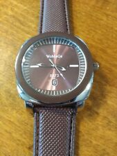 Vintage NOS Womage 8873 watch, running with new battery N