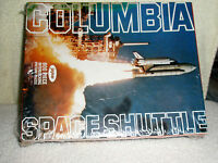 Vintage JAYMAR Puzzle 800 Piece Columbia Space Shuttle