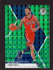 2019-20 Panini Mosaic Green Mosaic Prizm w/ Rc & Inserts - You Pick From A List
