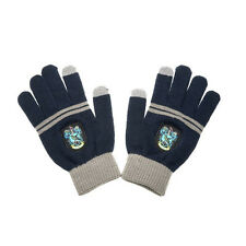 New Harry Potter Ravenclaw House Cosplay Costume Winter Warmth Gloves