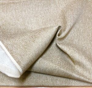 LAURA ASHLEY UPHOLSTERY IN NATURAL 1.1 METRES