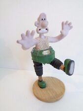 WALLACE & GROMIT - THE WRONG TROUSERS - 12cm RESIN FIGURE