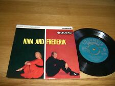 Nina and frederik-Man man is for woman made ep 7""