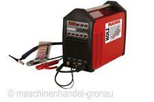 Holzmann WIG/TIG INVERTER pulsazioni impianto di saldatura Pisa 200ac/dc