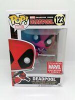 Funko Pop Vinyl - Deadpool - 123 - Marvel Collector Corps Exclusive