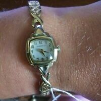 Vintage Bulova Caravelle Women's Watch