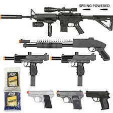 Airsoft Gun Collection by BBTac - Realistic Replica Fast Loading Lightweight