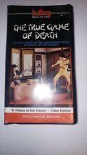 RARE THE TRUE GAME OF DEATH The Real Story of the Unexplained Death of Bruce Lee