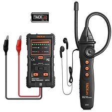 Tacklife Underground Wire Tracker Locator Cable Tester Mt01 With Earphone