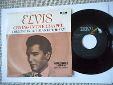 "ELVIS PRESLEY Crying In The Chappel   7"" RCA LIMITED EDITION NM"