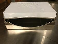 1 New Asi #0215 Stainless Steel Paper Towel Dispenser C Fold/ Z Fold Compatible