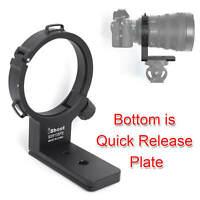 Metal Lens Collar Stand Tripod Mount Ring forSony FE PZ 28-135mm f/4 G OSS Lens