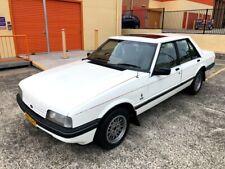 1985 Ford XF Fairmont GHIA 4.1 EFI Matching Numbers # xd xe falcon RARE SUNROOF