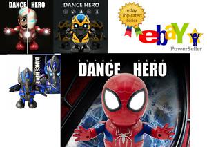 Marvel Avengers Dance Hero Music - Ironman   Spiderman   Hulk   Transformer