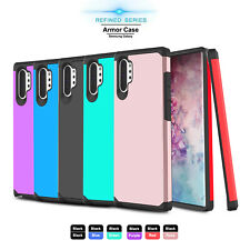 For Samsung Galaxy Note 10+ Plus 5G Phone Case Shockproof Hybrid Armor Cover
