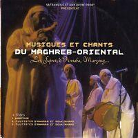 Compilation CD Musiques Et Chants Du Maghreb-Oriental - France (EX/M)