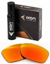 Polarized IKON Iridium Replacement Lenses For Oakley Jupiter Squared LX Fire