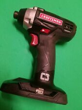"""CRAFTSMAN C3 19.2 V 1/4"""" IMPACT DRIVER 5727.1 (Tool Only)"""